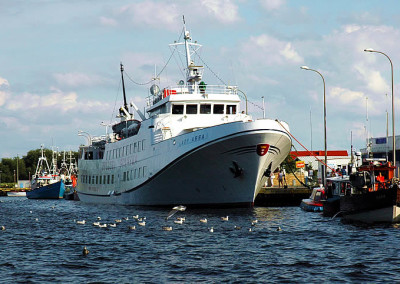 Kreuzfahrten nach Bornholm